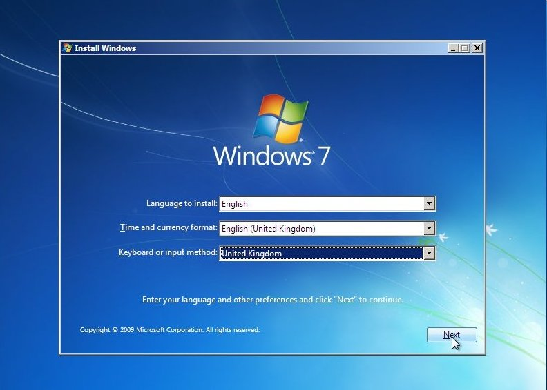 free microsoft 7 operating system